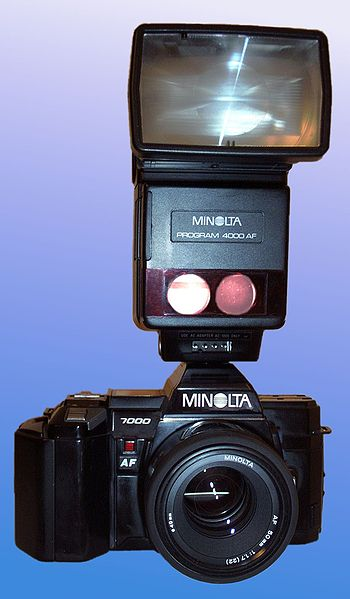 دوربین عکاسی مینولتا
