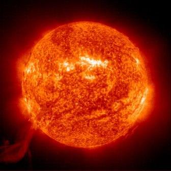 کلف های خورشیدی