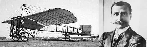 بنیانگذار صنعت هواپیمایی لویی بلریو را بشناسید