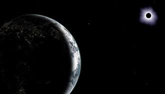 سه روز تاریکی زمین
