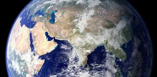 نام  کره زمین از کجا آمده است؟