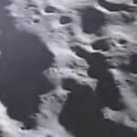 آخرین ویدئو کاوشگر ناسا قبل از سقوط بر ماه