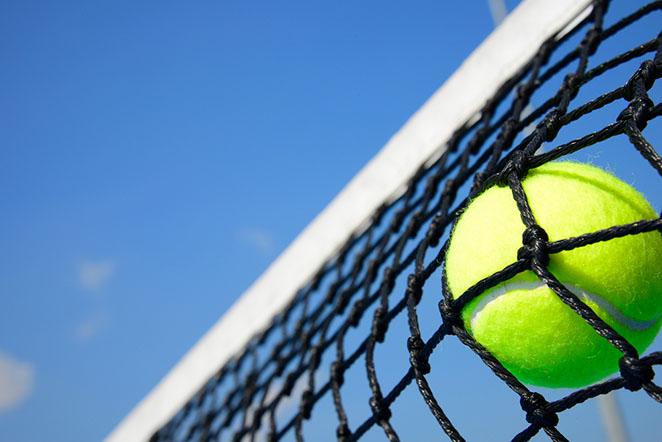 سریعترین سرویس تنیس