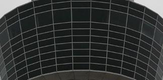 چرا شیشه های برج مراقبت کج هستند؟