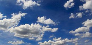 چرا آسمان آبی است؟ + اینفوگرافیک