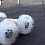 Sand Flea رباتی 11 پوندی که از روی ساختمان ها می بپرد